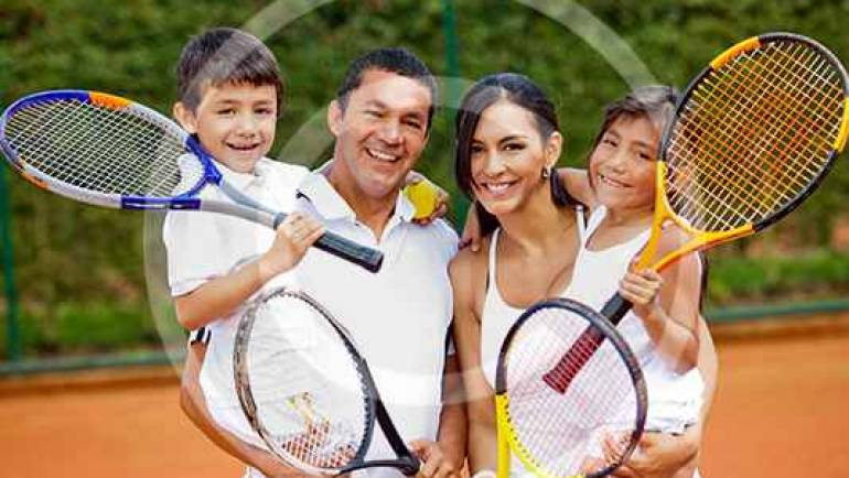 Letting Kids Play Tennis for Fun
