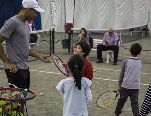 Skills To Focus On Before A Child Can Rally In Tennis