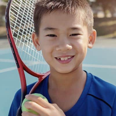 spring tennis for kids